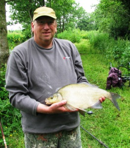 2013-06-21 Steve 4lb 1oz Bream 02