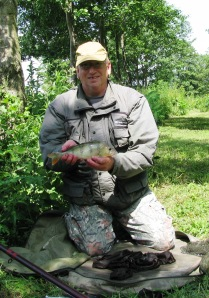 2013-06-25 Steve 1lb 0oz Perch 01