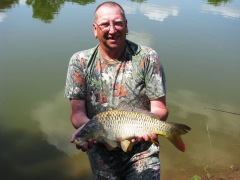 Common Carp - 4lb 7oz