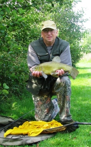 3lb 7oz Tench