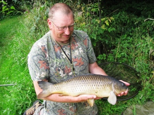 9lb 12oz Common Carp