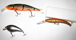 Pool Lures