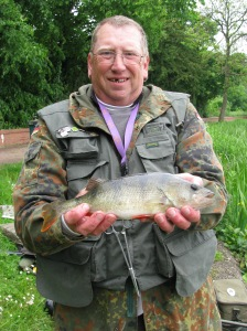 2014-05-30 Steve 1lb 3oz Perch