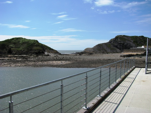 Mumbles Pier And Island 02