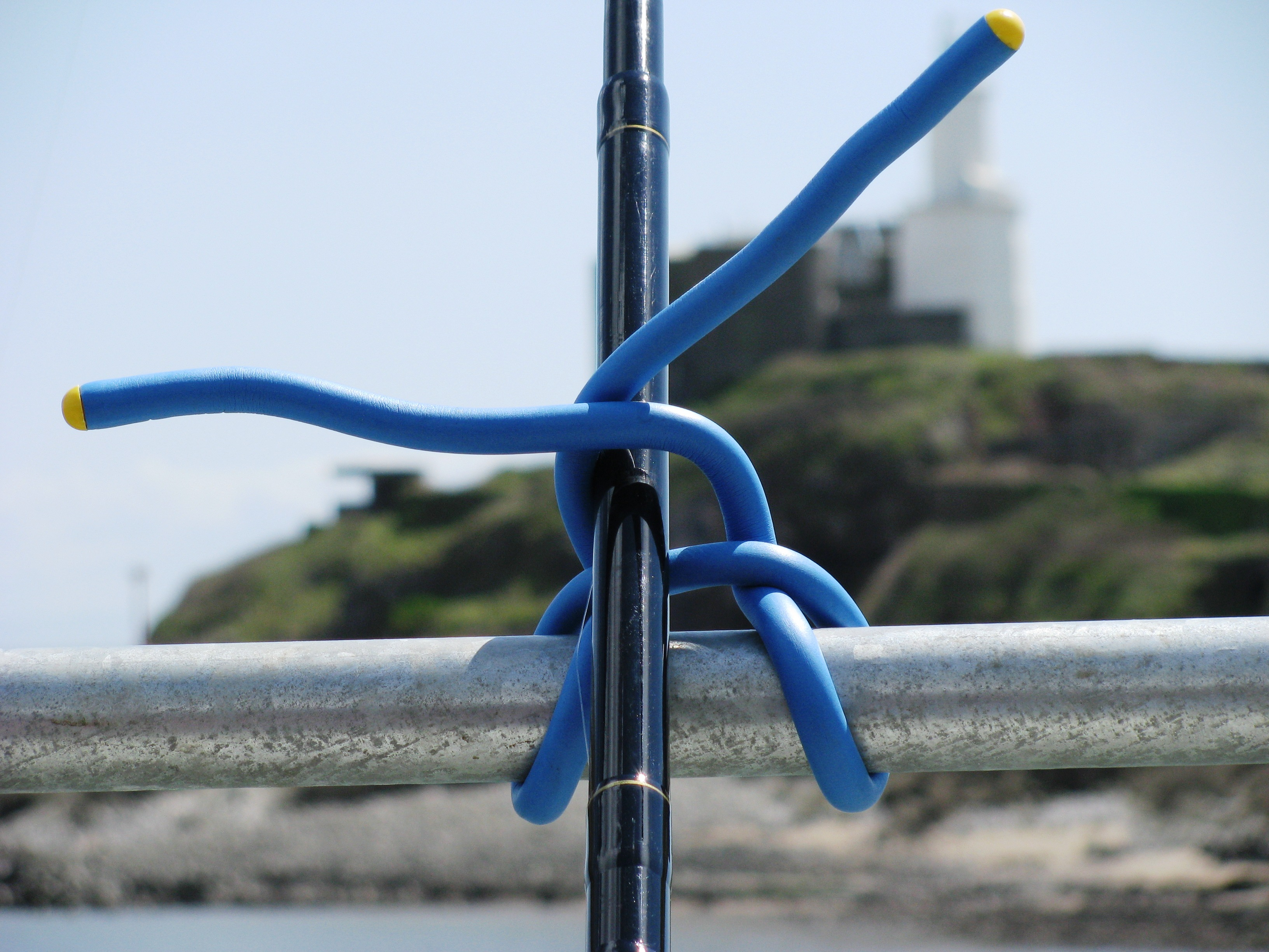 301 moved permanently for Pier fishing rod holder