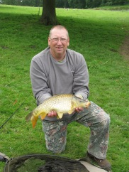 4lb 15 oz Common Carp