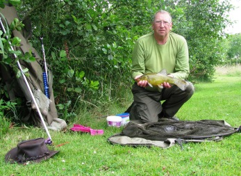 2lb 9oz Tench