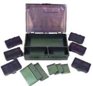 Q-DOS 6-box tackle box