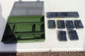 Q-DOS 7-box tackle box