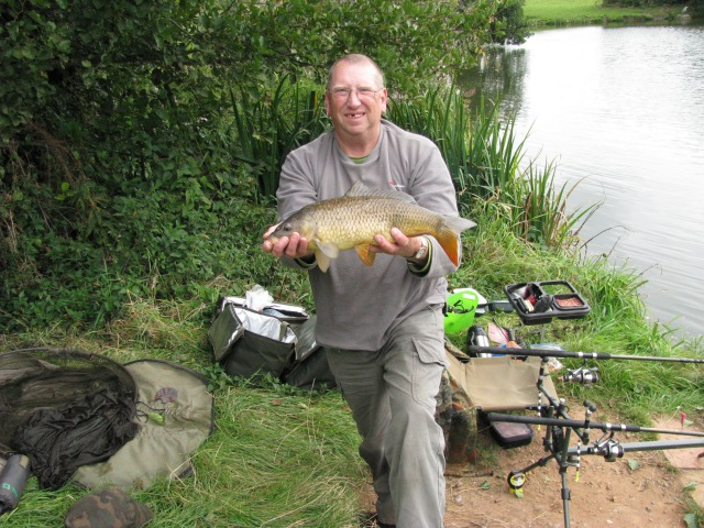 2014-09-12 Steve 4lb 0oz Common Carp