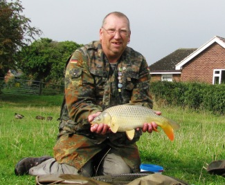 3lb 15oz Common Carp