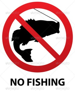 no fishing 3