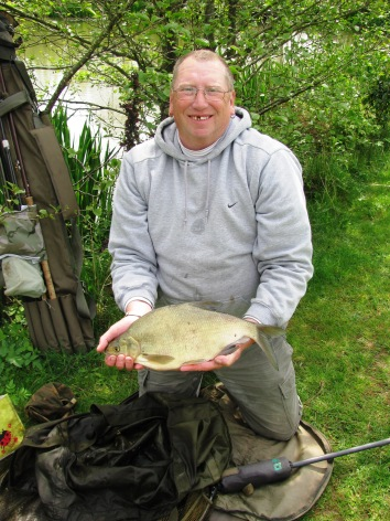 2015-05-15 Steve 3lb 3oz Bream