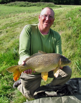 2015-07-31 Steve 7lb 7oz Common Carp 02