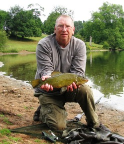 2015-08-07 Steve 3lb 2oz Tench