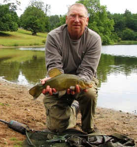 2015-08-07 Steve 3lb 4oz Tench