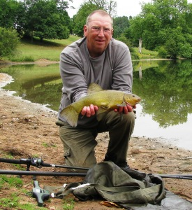 2015-08-07 Steve 3lb 5oz Tench