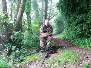 2015-09-08 Steve 2lb 15oz Common Carp