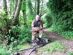 2015-09-08 Steve 3lb 4oz Common Carp