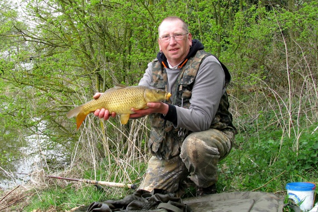 2016-04-22 Steve 4lb 4oz Common Carp 05