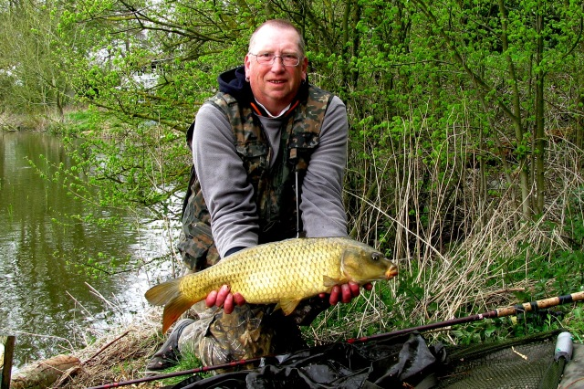 2016-04-22 Steve 8lb 13oz Common Carp 05