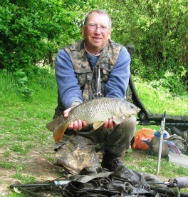 2016-05-31 Steve 4lb 10oz Common Carp 04