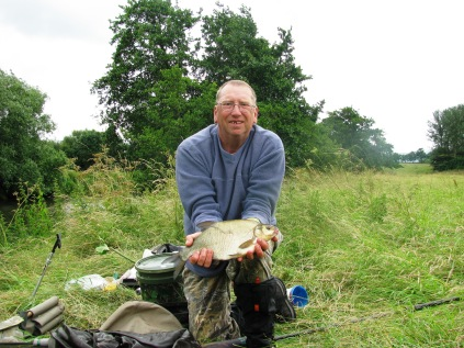 2lb 3oz Bream