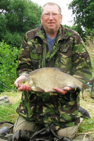 4lb 14oz Bream