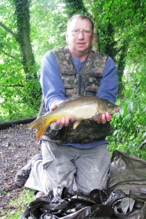3lb 12oz Leather Carp