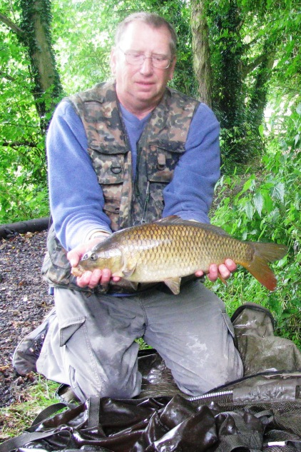 4lb 14oz Common Carp