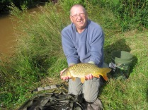 Steve - 3lb 11oz Common Carp