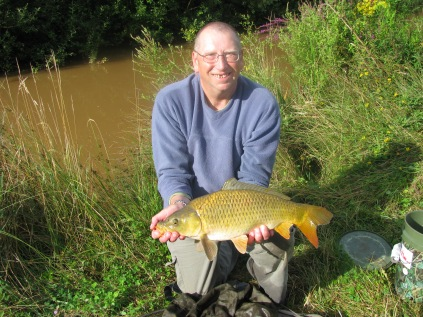 Steve - 5lb 11oz Common Carp