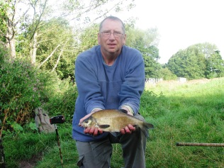 1lb 10oz Bream
