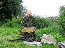 7lb 4oz Common Carp