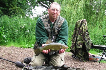 3lb 5oz Tench