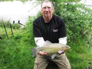 3lb 10oz Tench