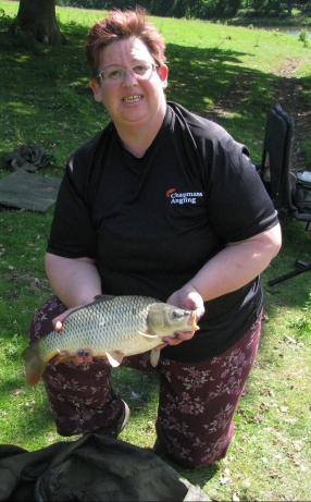 3lb 1oz Common Carp