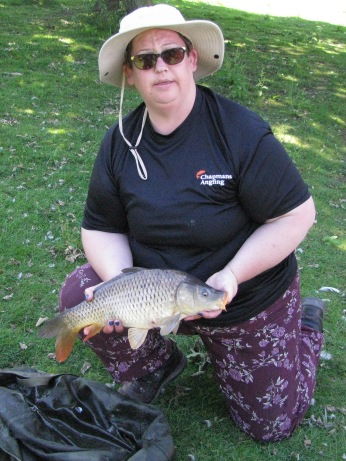 3lb 8oz Common Carp