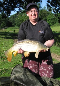 6lb 13oz Common Carp