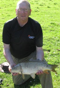 4lb 13oz Common Carp