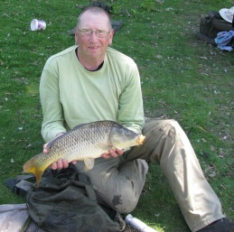5lb 1oz Common Carp