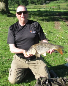 5lb 3oz Common Carp