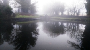 2017-12-22 Staffs-Worcs Canal, Stourton, Junction Of Stourbridge Canal 01