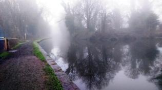 2017-12-22 Staffs-Worcs Canal, Stourton, Junction Of Stourbridge Canal 02