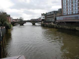 River Ouse,. York