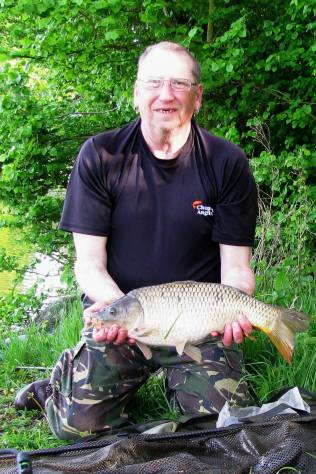 5lb 14oz Common Carp
