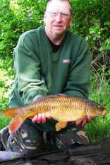 6lb 2oz Common Carp