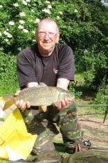 3lb 6oz Common Carp