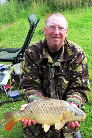 5lb 6oz Common Carp