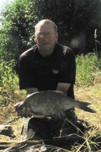 2018-07-02 Steve - Bream 4lb 7oz